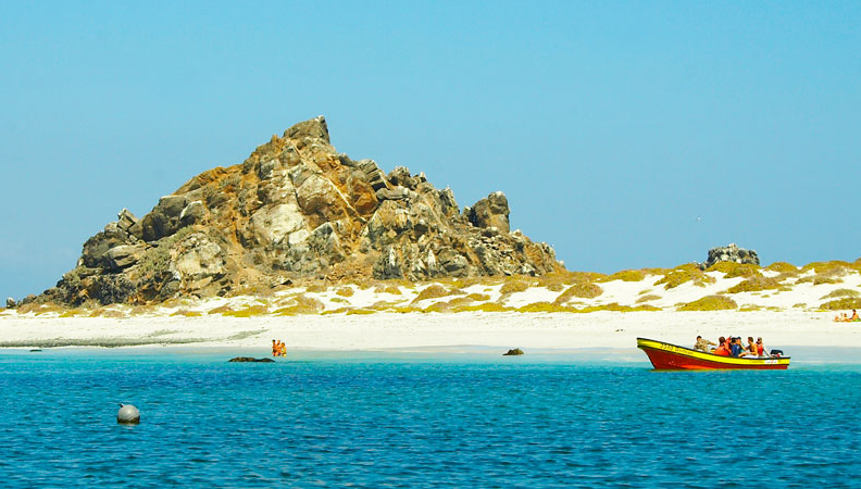 Top overseas beach resorts