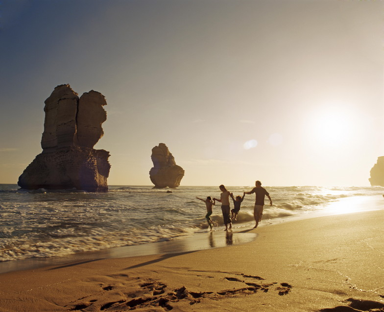 Australian luxury beach holiday spots