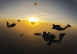 Top 7 skydiving destinations