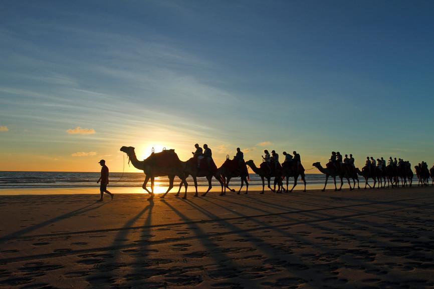 The best camel treks around the world