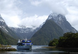 5 top places to visit in New Zealand