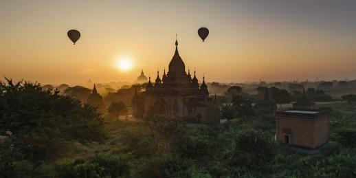 Destination Hot Spot: Burma