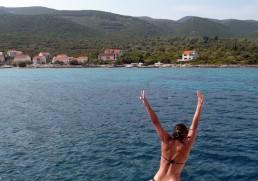 The Beauty of the Dalmatian Coast