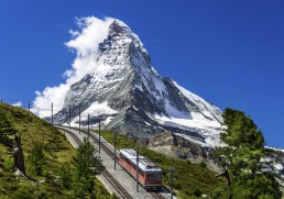Travel through Europe with a Eurail pass