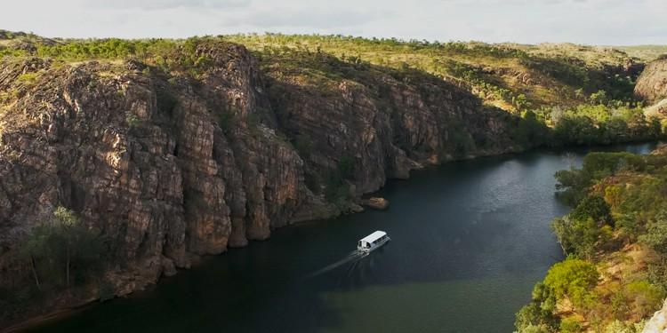 Nitmiluk Gorge, Katherine, Norrthern Territory | TravelManagers Australia