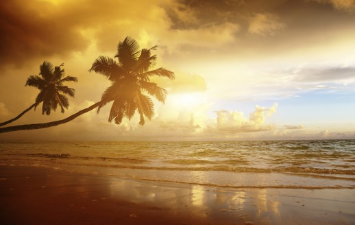 Island Honeymoon in South East Asia