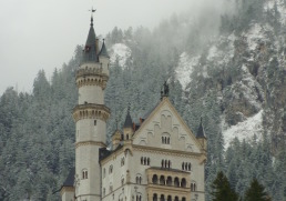 The fairytale castles from childhood dreams
