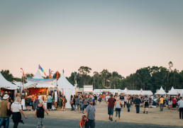 Taking in Australia's top winter festivals