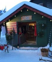 Christmas Market - Levi Finnish Lapland