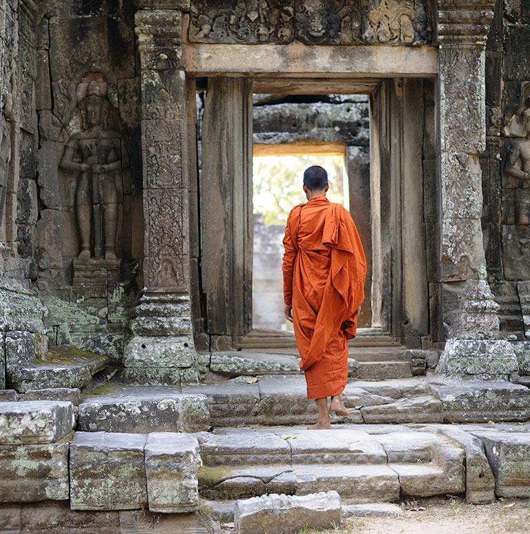 Delve into the heart of Cambodia