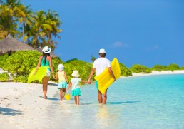Family Beach Holidays