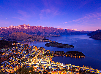 New Zealand Holidays on sale