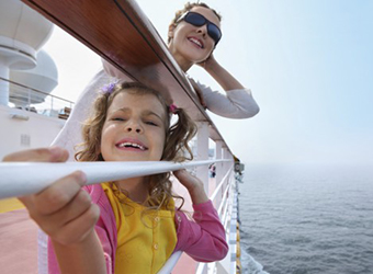 Family Cruising | TravelManagers Australia
