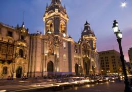 Perusing Peru