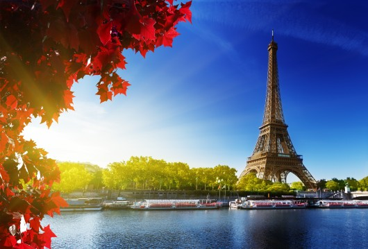 New York, Paris and London