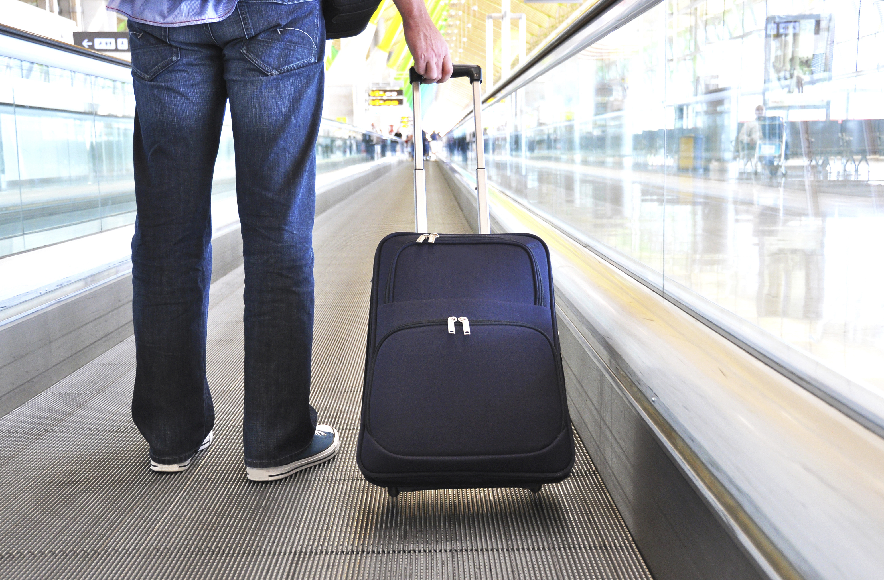 Minimising hassle when travelling for business
