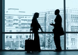 Health tips for the regular corporate traveller