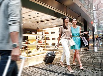 Changi Transit Programme