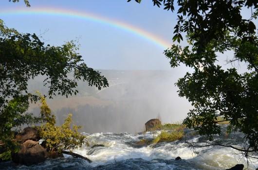 Waterfalls, Wildlife & Winelands