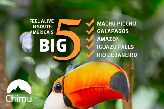 South America's Big 5