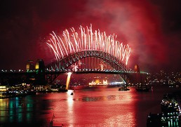 Australia's best New Year's Eve spots