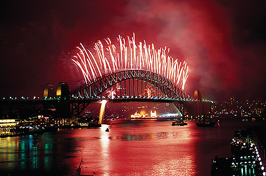 New Year's Eve – Where will you be?