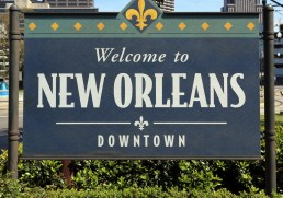 Losing yourself in New Orleans