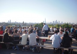 5 of the best London rooftop bars