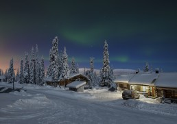 Finland - a magical winter wonderland