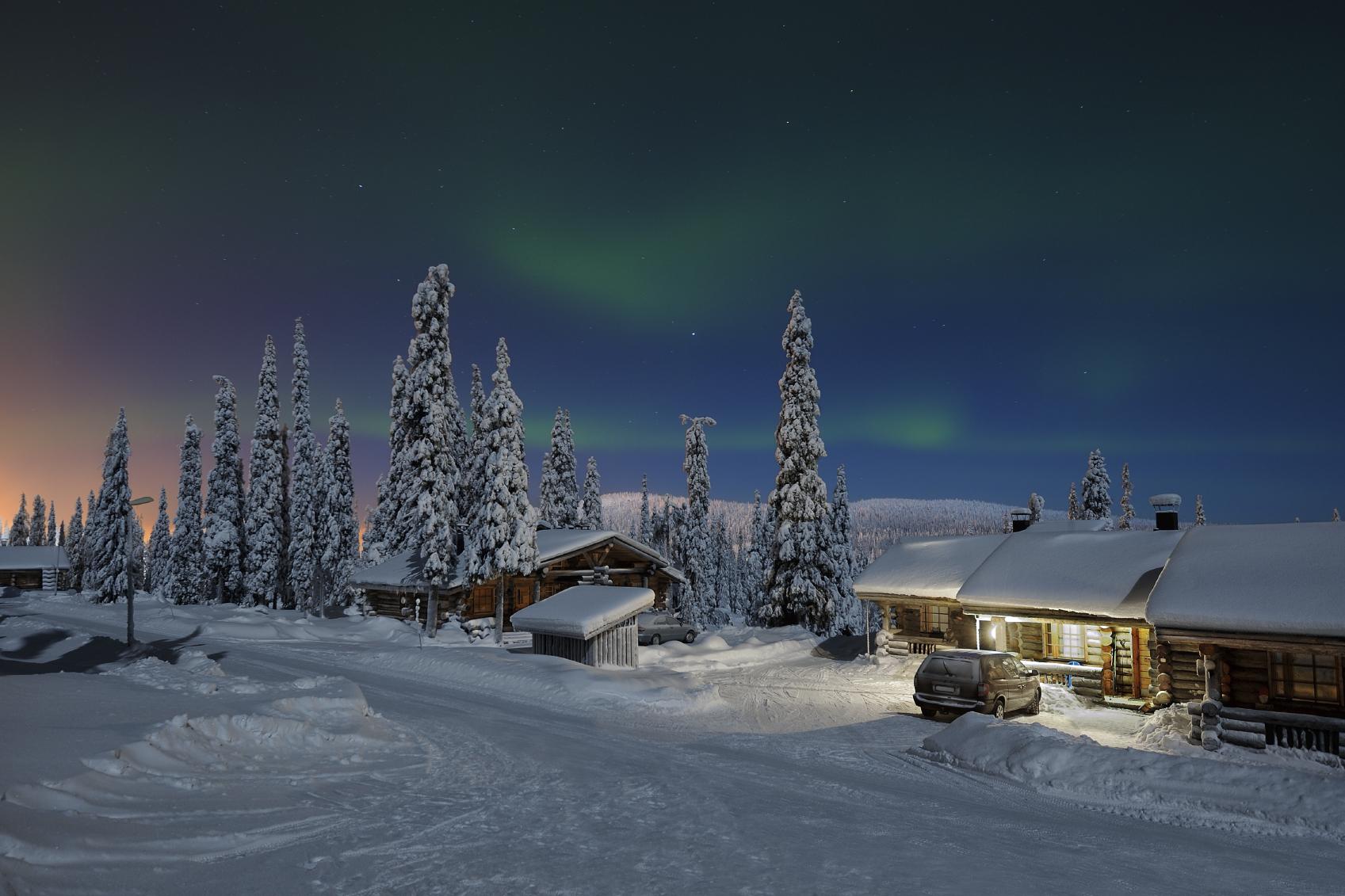 Finland - a magical winter wonderland