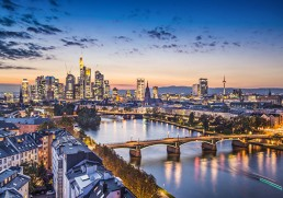 Four things to do on your Frankfurt stopover