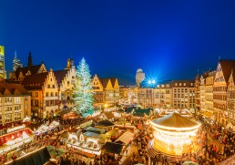 Celebrate Christmas in Europe