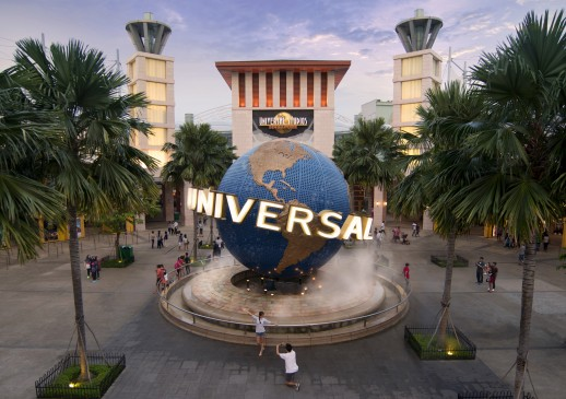 Fun and adventure close to home - Universal Studios Singapore