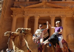 Top Five Reasons to Visit Jordan