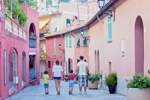 Top Five Family-Friendly Cities in Europe
