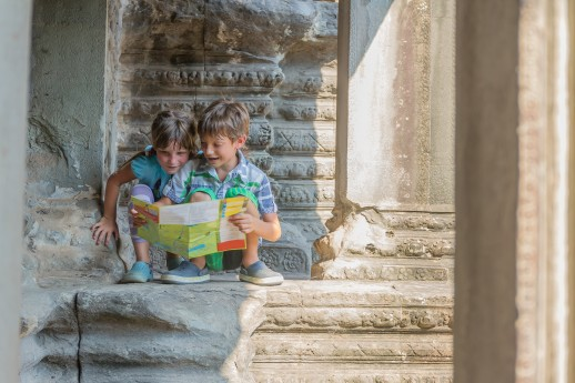 Family Adventure Tips in South East Asia
