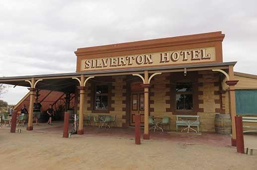 My journey to Darwin – Silverton, NSW