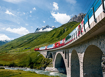 Journey through Switzerland