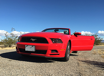 Driveaway mustang travelmanagers
