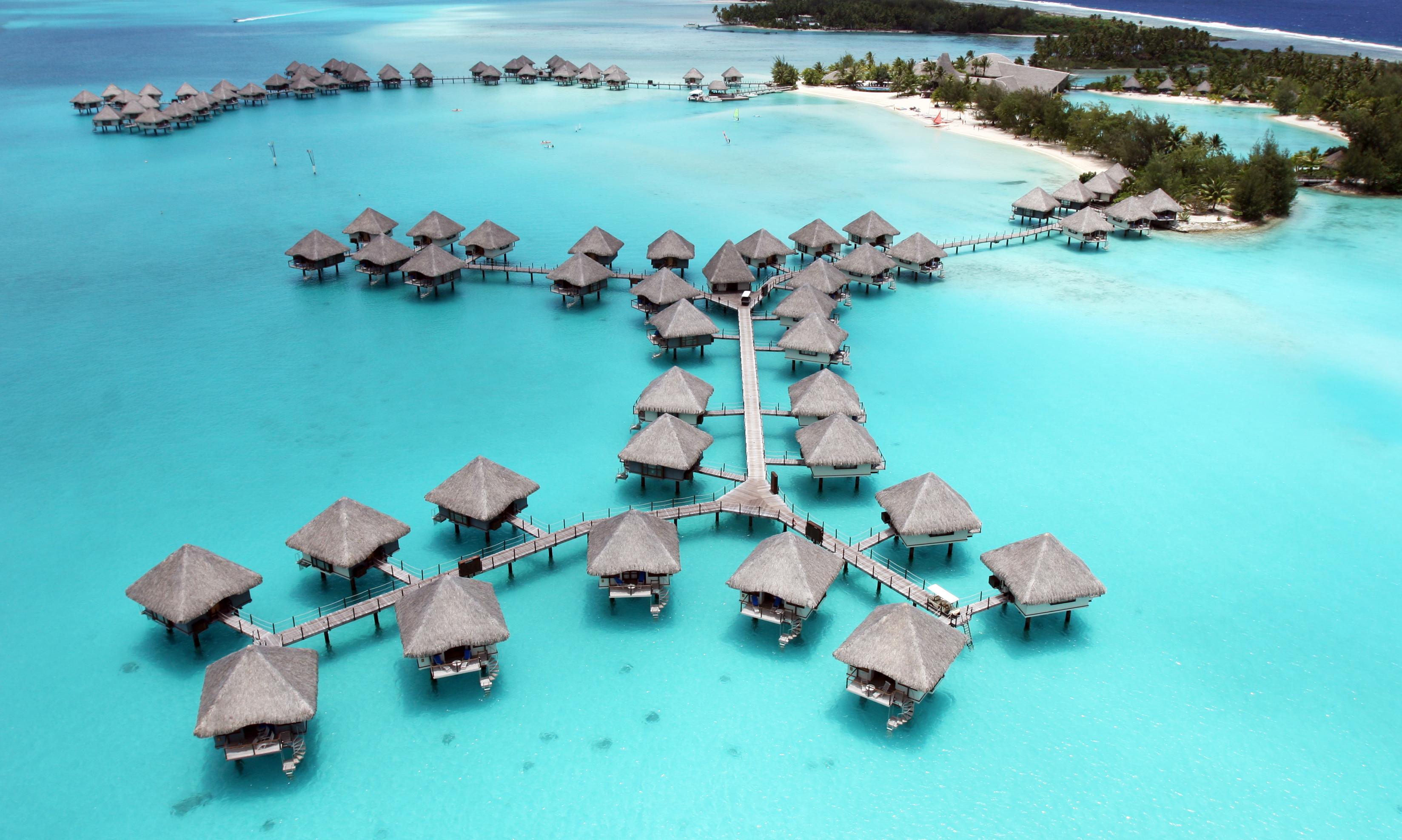 World's Best Overwater Bungalows