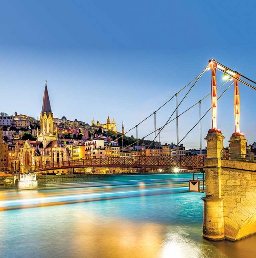 Explore the great rivers of the south of France