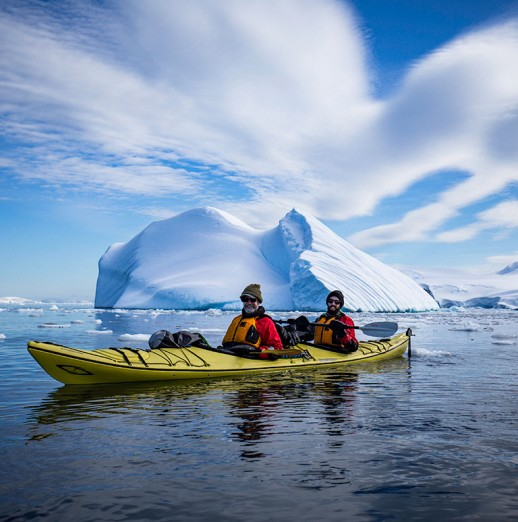 Beginner's guide to visiting the Antarctic