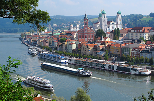 Explore the heart of Europe on a river cruise