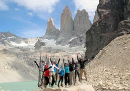 Guide to trekking in South America