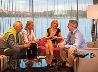 Scenic river cruising TravelManagers