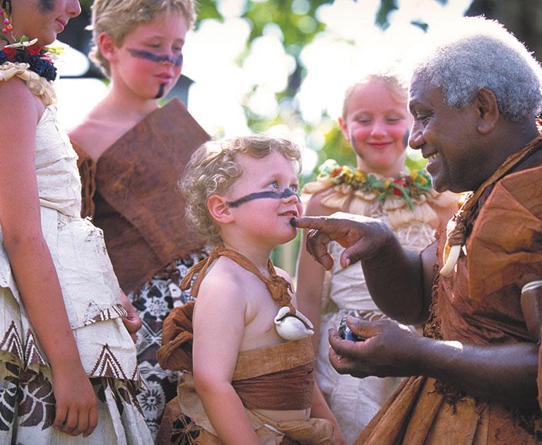 About Shangri-La's Fijian Resort & Spa