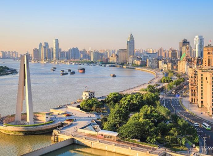 Australia to Shanghai