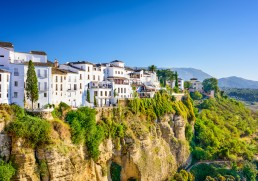 France, Italy and Iberia by small group tour