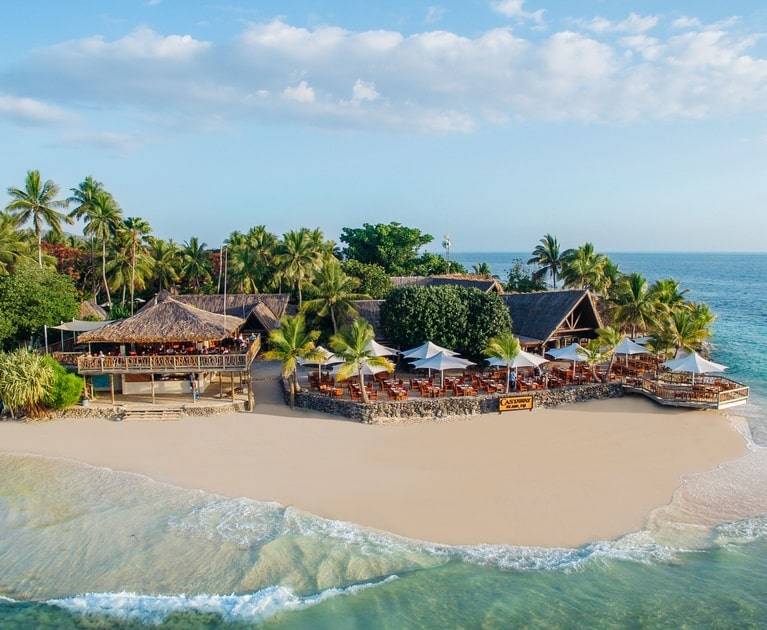 More about Castaway Island Resort:
