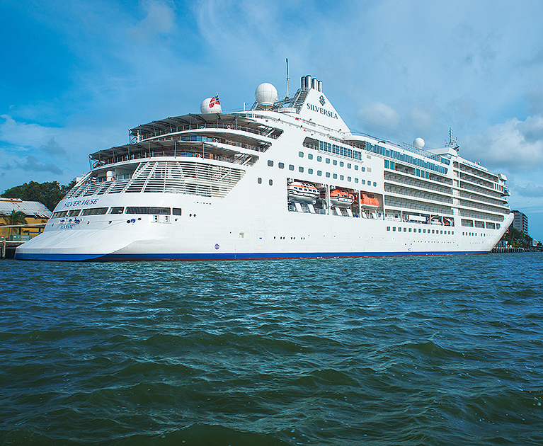 More about your cruise ship: